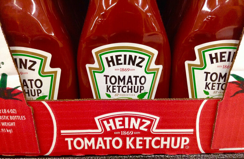 This is not tomato sauce.