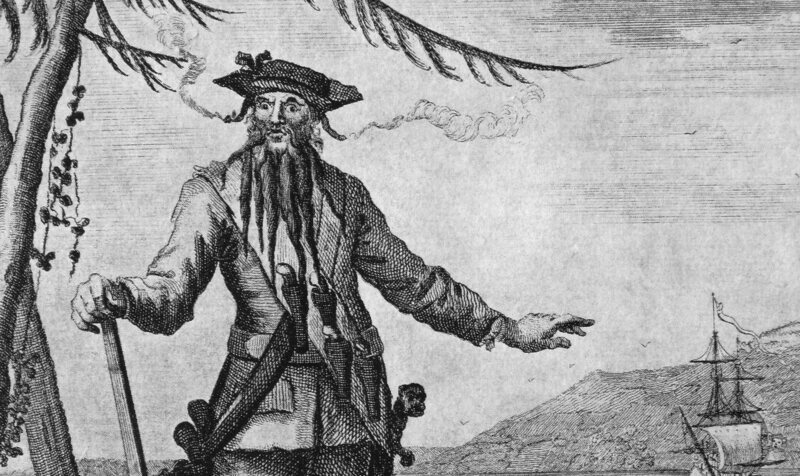 Found: Scraps of a Book From the Wreck of Blackbeard's Flagship