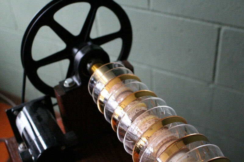 The glass armonica is a delicate and ethereal oddity.