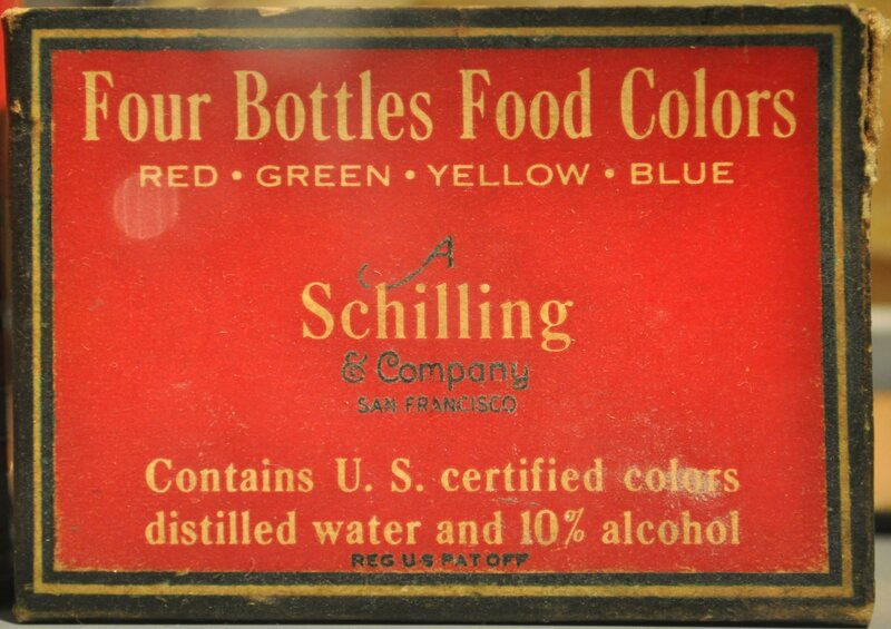 Food coloring has faced more and more regulations.