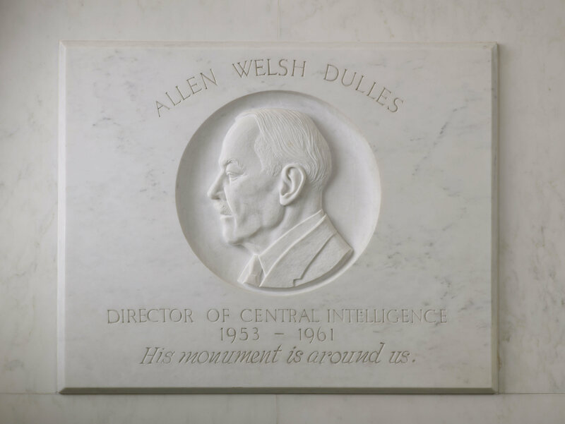 Allen Dulles was the first civilian head of American intelligence.