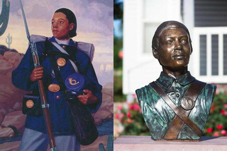 The First (Documented) Black Woman to Serve in the U.S. Army ...