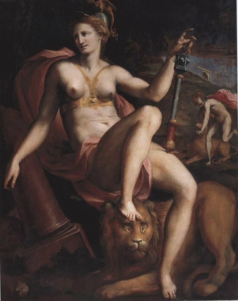 "Maso da San Friano's <em>The Allegory …""/></a></p> <h2>Non-professional forum</h2> <p><iframe height=481 width=608 src="
