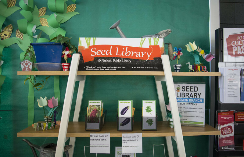 Why So Many Public Libraries Are Now Giving Out Seeds