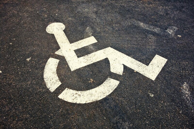 The Controversial Process of Redesigning the Wheelchair ... Handicap Logo Redesign