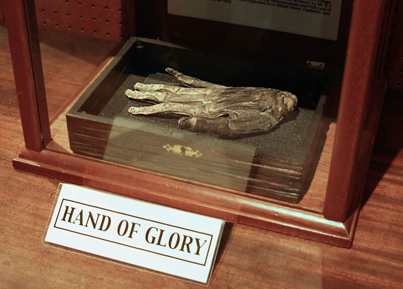 Why This Severed Hand Is So Glorious