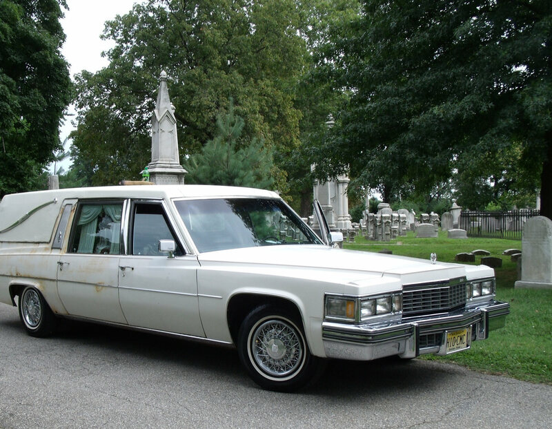 The Curious Afterlives of Hearses - Atlas Obscura