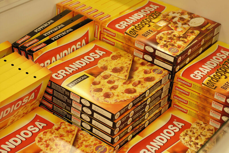 How A Frozen Pizza Brand Became Norway S Unofficial National Dish
