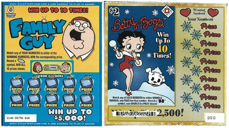 For a Man With 57,000 Scratch-Off Lotto Tickets, It's Not About the