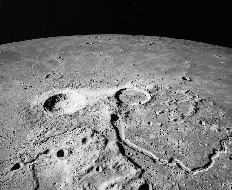Who Keeps Track of All the Craters on the Moon?