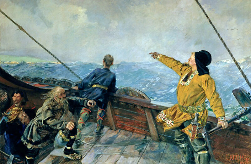 Why Can't We Figure Out How the Vikings Crossed the Atlantic?