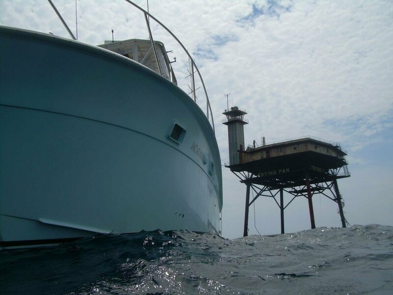 This Old Coast Guard Tower Could Be The Ocean Hideout Of
