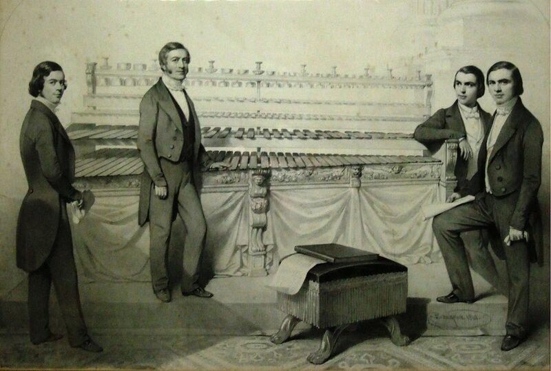 MONSTRE ROCK BAND: LA PRIMERA BANDA ROQUERA (AÑO 1846)