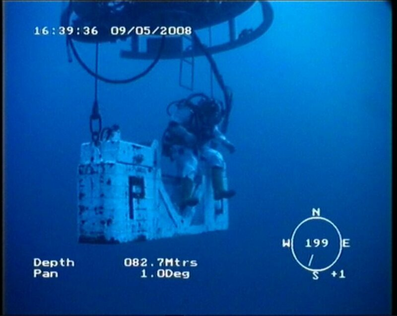 The Weird, Dangerous, Isolated Life of the Saturation Diver - Atlas