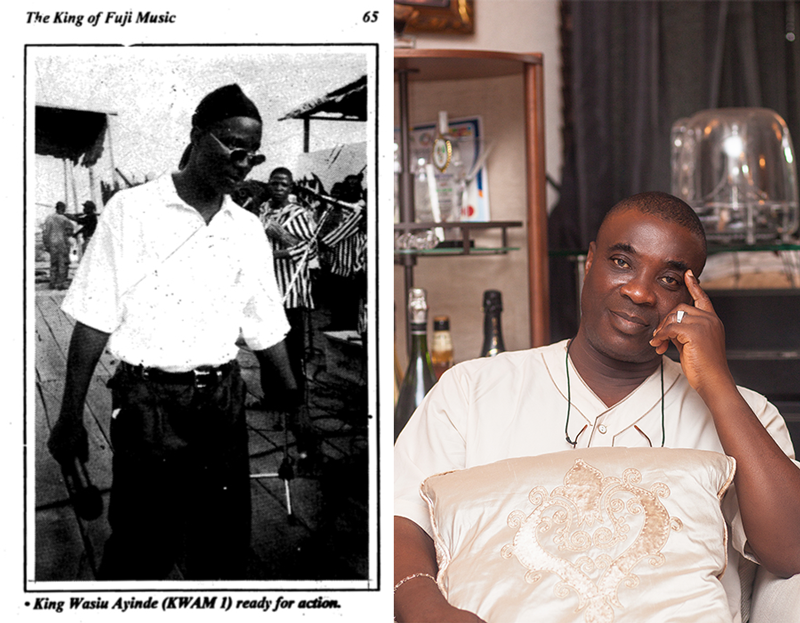 The Royal Remixing Stars of Nigeria's Fuji Music Scene