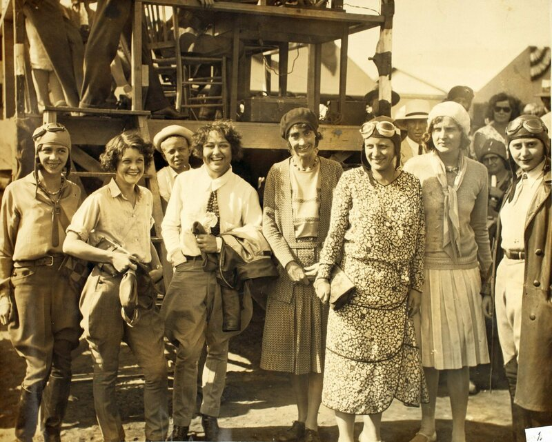 The Ninety-Nines Was Amelia Earhart's Club for Female