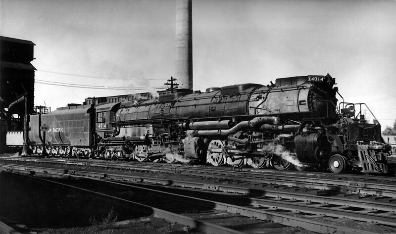 One Of The Worlds Largest Steam Locomotives Is About To Make A