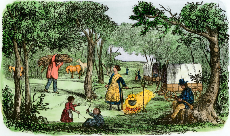 """The Harsh Reality of Food for """"Little House"""" Pioneers"""