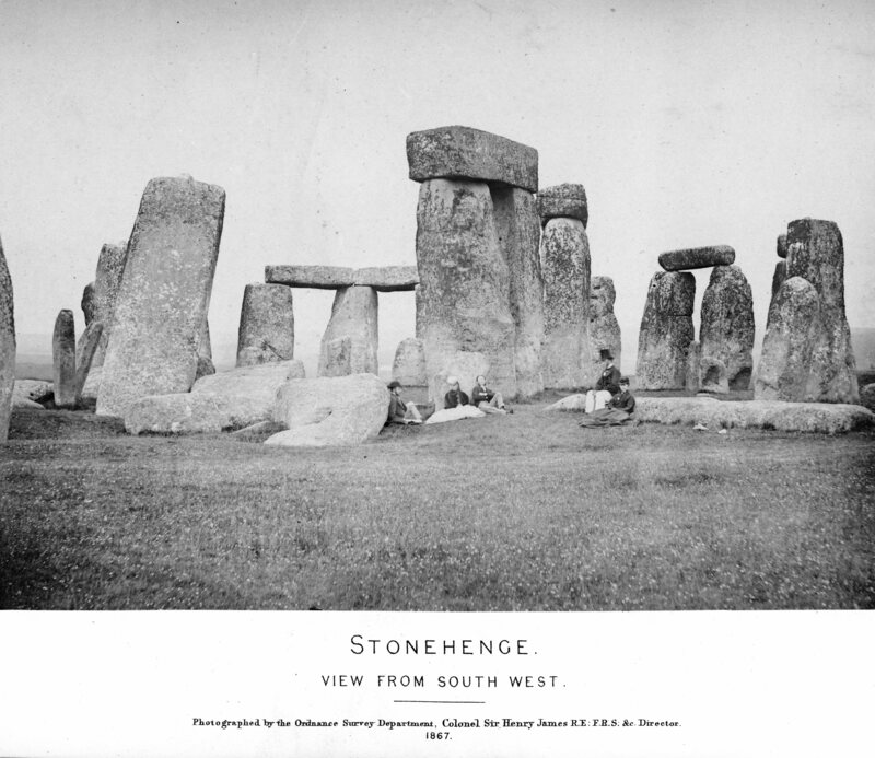Inside A Victorian Photo Shoot At Stonehenge