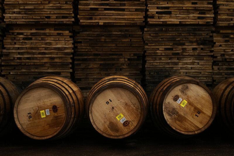Sherry barrels give scotch a distinctive taste.
