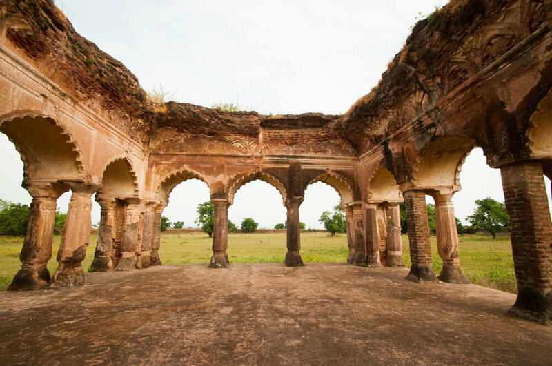 Where the Mughal Empress Was Laid to Rest Before the Taj Mahal