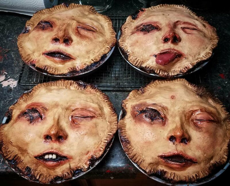 The Macabre Art of Baking 'People Pot Pies'