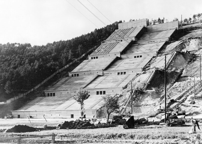 The Nazis Tried and Failed to Build the World's Largest Stadium