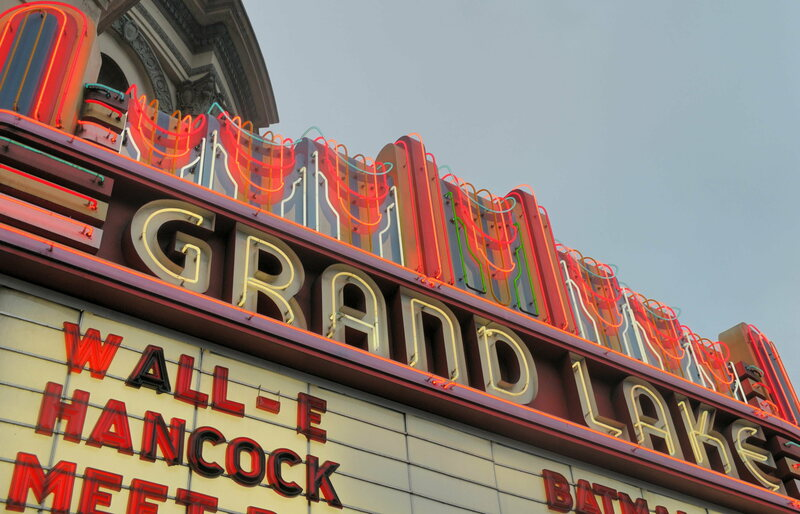 What Does Your Favorite Marquee Look Like