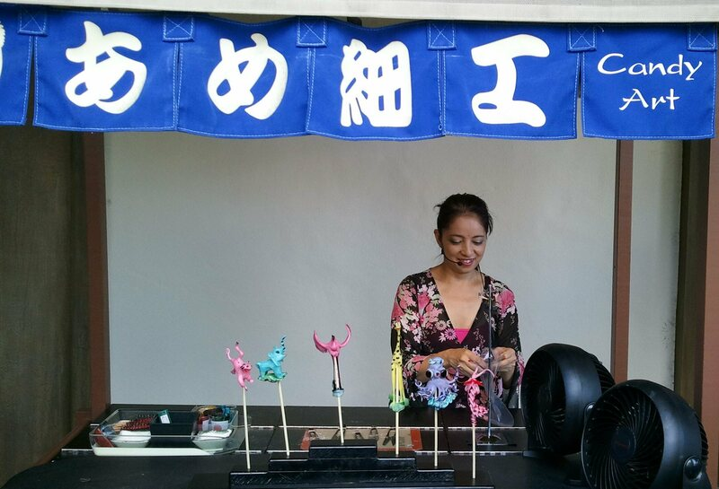 For 17 years, Miyuki awed guests with her candy craftsmanship.