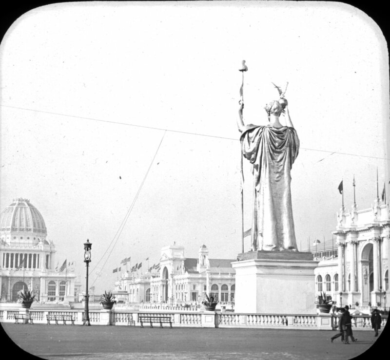 Chicago World's Fair Columbian Exposition