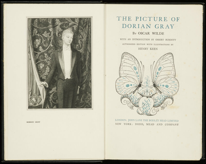 <em>The Picture of Dorian Gray</em>, by Oscar Wilde, was likely restricted for its homoerotic allusions.