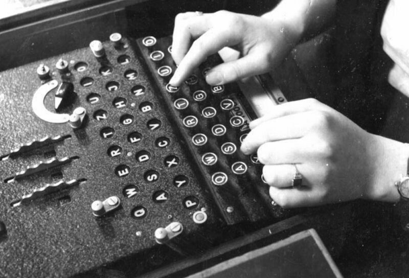 For Sale: A Tricky Cipher Machine From WWII