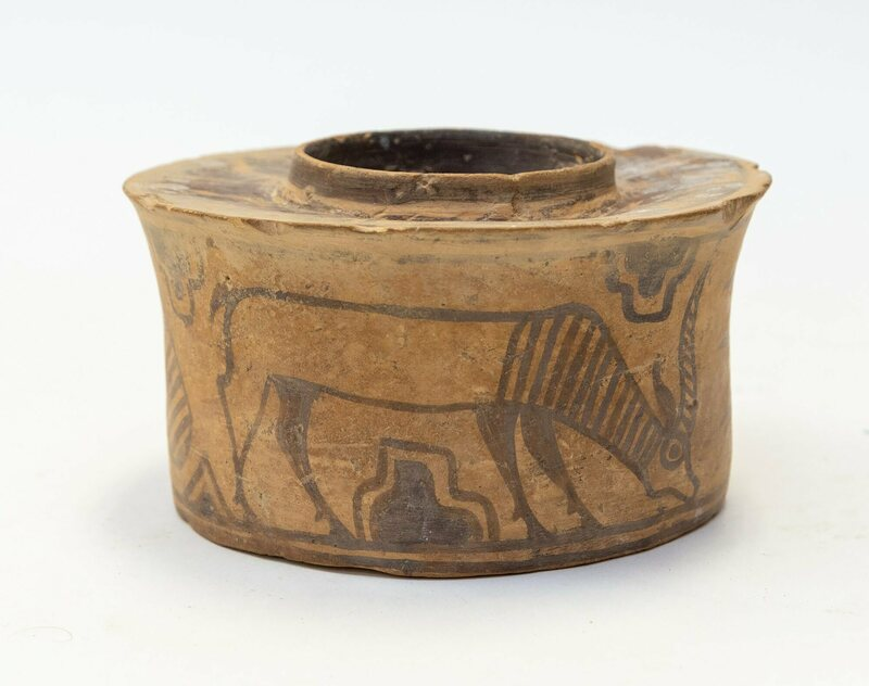 this 4 000 year old pot spent years as a toothbrush holder atlas
