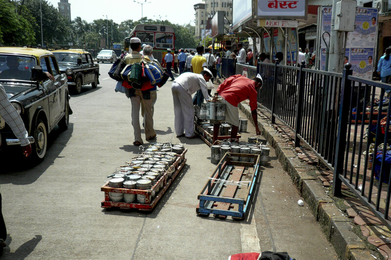 How Mumbai's Dabbawalas Deliver 200,000 Homemade Meals a Day