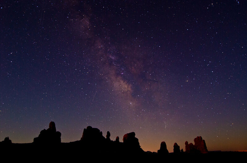 As Light Pollution Spreads U S National Parks Become