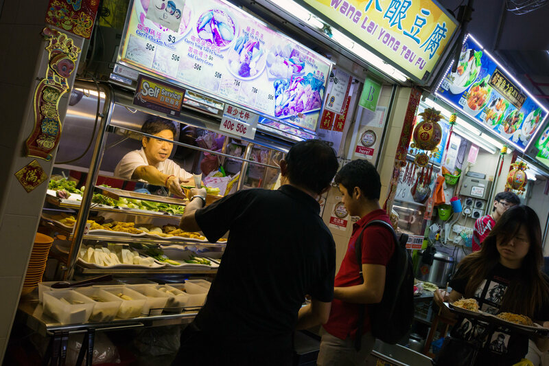 The Disappearance of Singapore's World-Famous Street Food