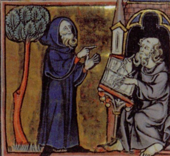 Image result for medieval merlin manuscript