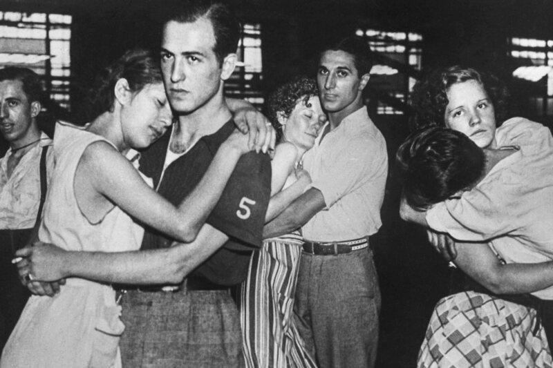 The Grim, Depression-Era Origins of Dance Marathons - Atlas Obscura
