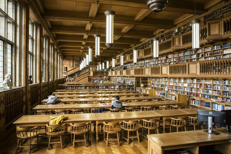 Inside the Belgian Library That Tore Itself Apart