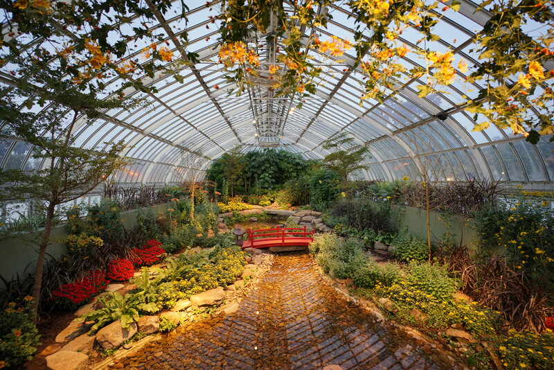 13 Beautiful Botanical Gardens Where It's Easy to Lose Yourself