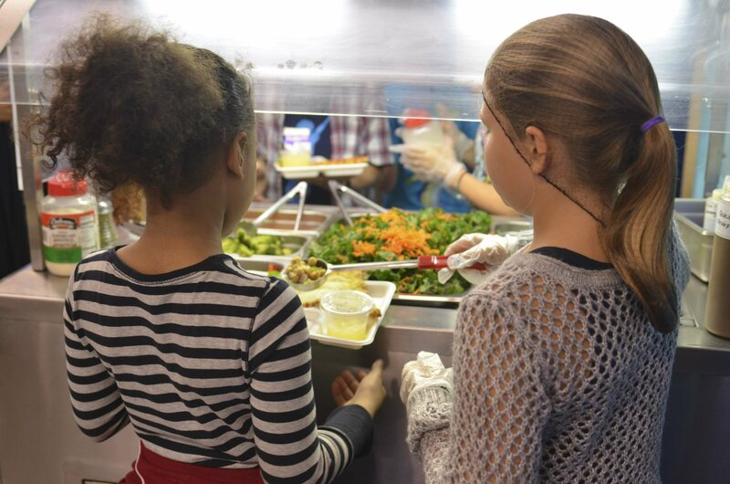 Farm to School programs introduce more produce—and diversity—in school lunches.
