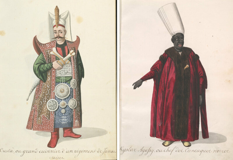 How To Dress Like An Ottoman Atlas Obscura