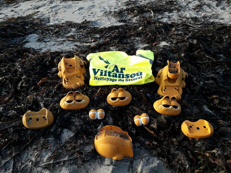 Solved: The 35-Year-Old Mystery of the Garfield Phones on a French Beach
