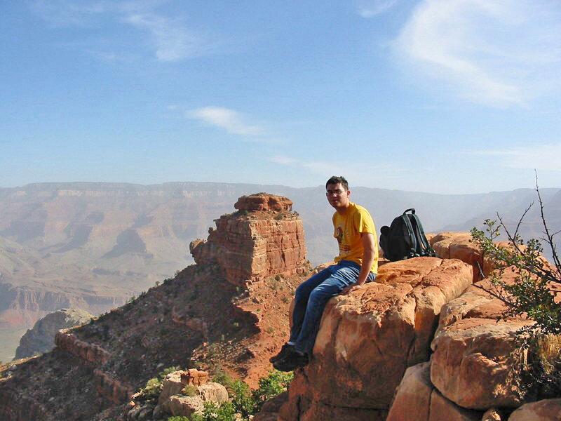 My First Journey: Atlas Obscura Co-Founder Josh Foer's Great