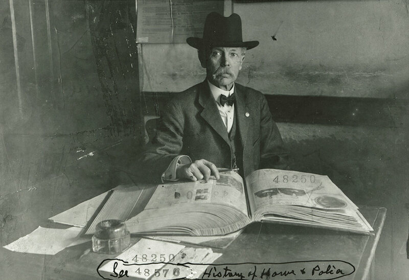 The Scrapbooking Lawman Who Documented 19th-Century Colorado