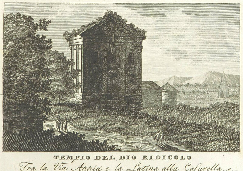The Latin Typo That Gave Us the Temple of Ridicule