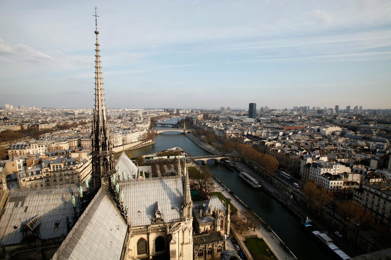 Medieval Cathedral Spires Have Been at Risk From the Get Go