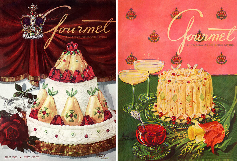 Before Jell-O, Colorful Gelatin Desserts Were Haute Cuisine