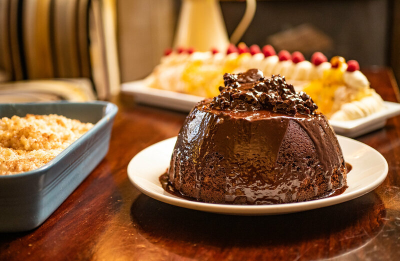 The Club Devoted to Celebrating The Great British Pudding