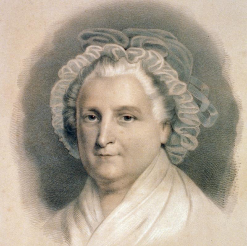 Martha Washington Used A Government